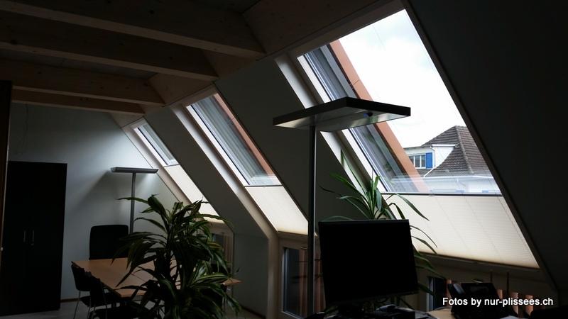 Modell PB10 im Dachfenster