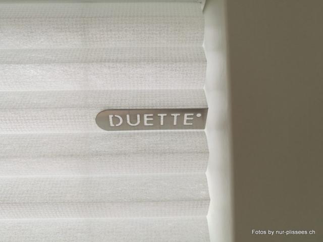 Plissee Duette®